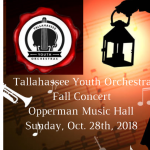 Tallahassee Youth Orchestra Fall Concert