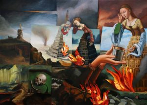 Art as Social Commentary - Mark Messersmith & ...