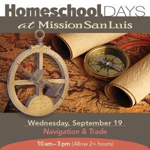 Homeschool Day: Navigation & Trade