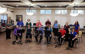 Tallahassee Breezes Holiday Concert