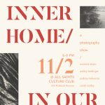 Inner Home/In Our Home: a photography show