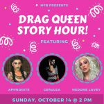 Drag Queen Story Hour at My Favorite Books