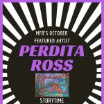Storytime with Featured Artist Perdita Ross