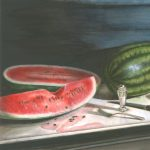 """Opening Reception for """"Slices of Life"""" at Jefferson Arts Gallery"""