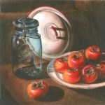 "Jefferson Arts Gallery presents ""Slices of Life"" paintings by Steve Musgrove"