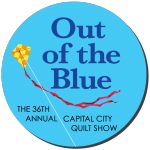 36th Annual Capital City Quilt Show—Out of the Blue