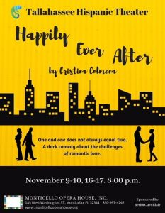 Happily Ever After presented by Tallahassee Hispanic Theatre Company