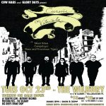 Cursive w/ Meat Wave, Campdogzz, Bees And Enormous Tigers
