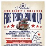 Leon County Volunteer Fire Truck Round Up