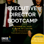 Executive Director Bootcamp