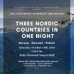 ** CANCELLED ** University Symphony Orchestra (UMA) - Ticketed ** CANCELLED **