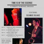 B Sharps Presents : Seamus Blake