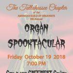 AGO Organ Spooktacular Concert