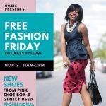 Free Fashion Friday: Business Edition