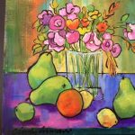 Whet Your Palette | Winter Fruit Still Life