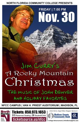 A Rocky Mountain Christmas Presented By North Florida Community