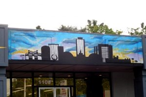 City Walk Urban Mission Murals