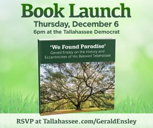 Gerald Ensley Book Launch Party