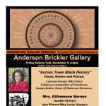 "ABG Friday Gallery Talk:""Across Town Black History"""