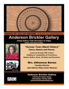 "ABG Friday Gallery Talk:""Across Town Black History"""