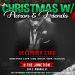 Christmas with Aaron and Friends