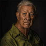 Tribute to Service: Mike Wewerka's Vietnam Vet Portrait Project