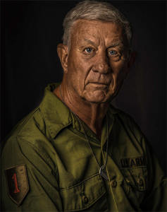 Tribute to Service: Mike Wewerka's Vietnam Vet Portrait Project