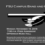 University Campus Band and Orchestra