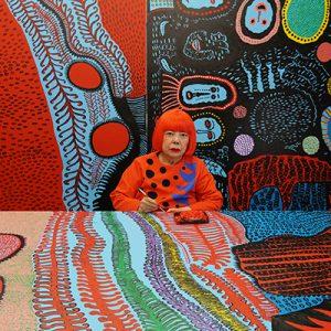 Kusama: Infinity: The Life and Art of Yayoi Kusama