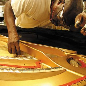 Note By Note: The Making of Steinway L-1037
