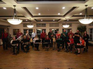 Rose City Symphonic Band Christmas Concert