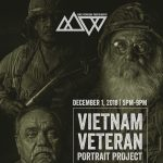 Vietnam Veteran Portrait Photography Project
