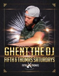 All Night DJ Led Dance Party ft. Ghent the DJ