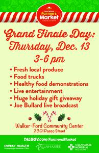 Southside Farmers Market Grand Finale