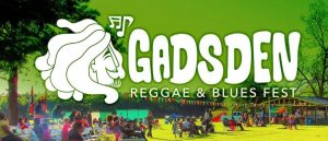 Gadsden Reggae and Blues Fest
