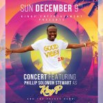 Good Vibes Concert 2.0 feat. Phillip Solomon Stewart & The Palace Band