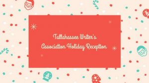 Tallahassee Writers Association Holiday Reception