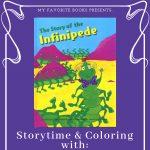 Storytime with Bridget Noel Jones