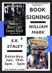 William Mark & S.R. Staley Book Signing