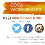 Intro to Social Media with Erica Thaler