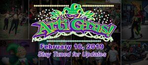 Vendors sought for ArtiGras 2019