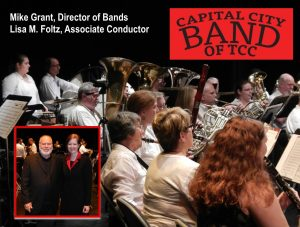 Call for Instrumentalists: Capital City Band