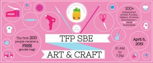 Call for artists TFP SBE The Fuzzy Pineapple Art +...