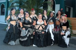 American Tribal Inspired Belly Dance