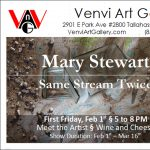 Mary Stewart: Same Stream Twice - Opening Reception