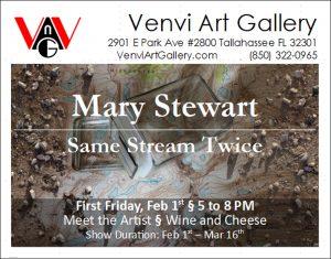Mary Stewart: Same Stream Twice