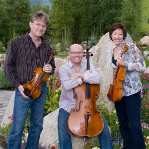 The Artist Series presents: Aspen String Trio