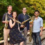 Guest Artist - Fuego Saxophone Quartet