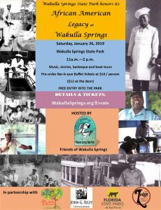 Honoring the African American Legacy of Wakulla Sp...