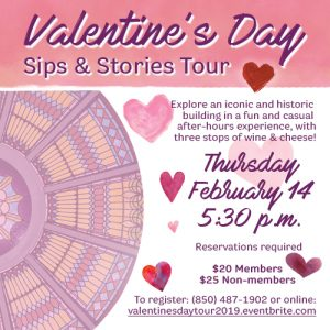 Valentine's Day Sips and Stories